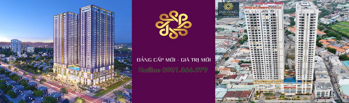 Hình quảng cáo đại diện căn hộ chung cư Phú Đông Premier