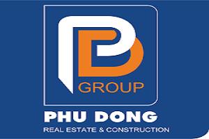 Logo Phú Đông Group